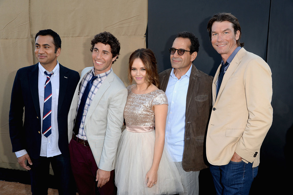 Chris Smith, Kal Penn, Rebecca Breeds, Tony Shalhoub and Jerry O'Connell