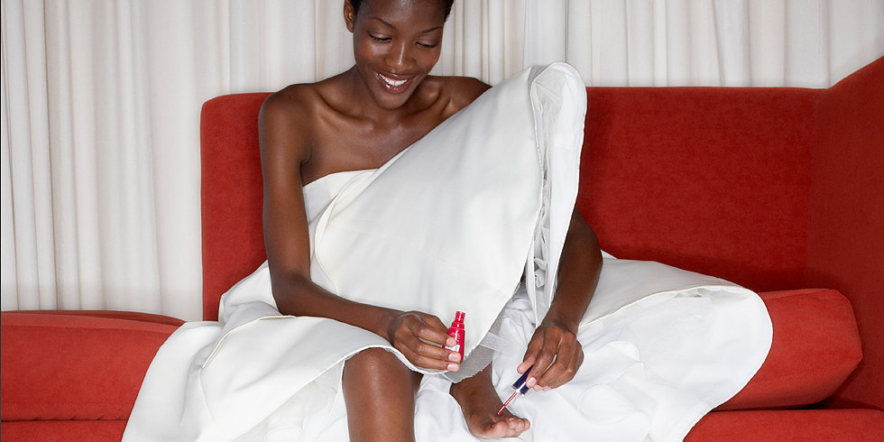 How to Fix a Chipped Pedicure