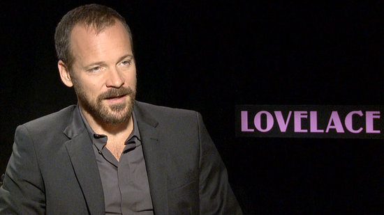 "Peter Sarsgaard Says Amanda Seyfried Didn't ""Make a Big Deal"" of Sex in Lovelace"