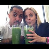 We wholly approve of Mena Suvari's happy hour! Source: Instagram user mena13suvari