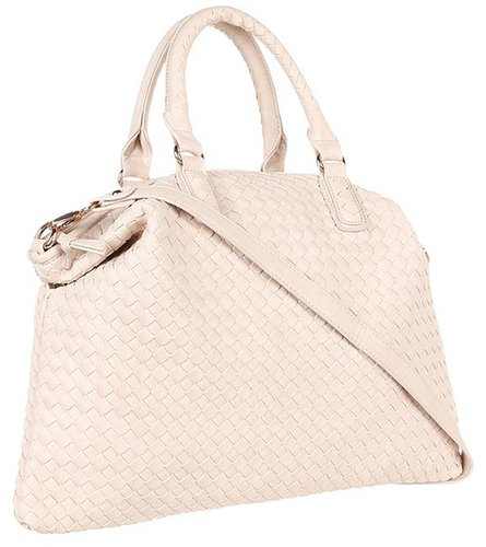 Culture Phit - Wren Oversized Weaved Bag (Cream) - Bags and Luggage