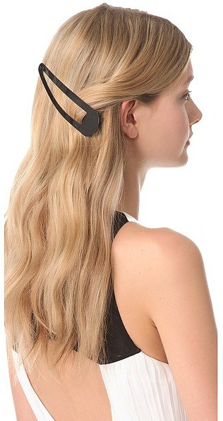 Long-haired ladies, add some personality to your style with Adia Kibur's Jumbo Hair Clip ($15).