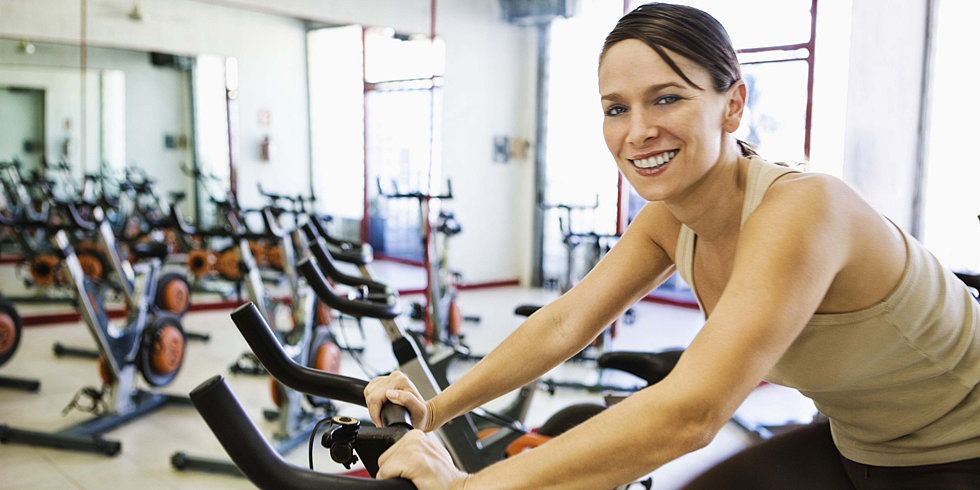 Kick Up the Cardio With 35 Minutes on a Bike
