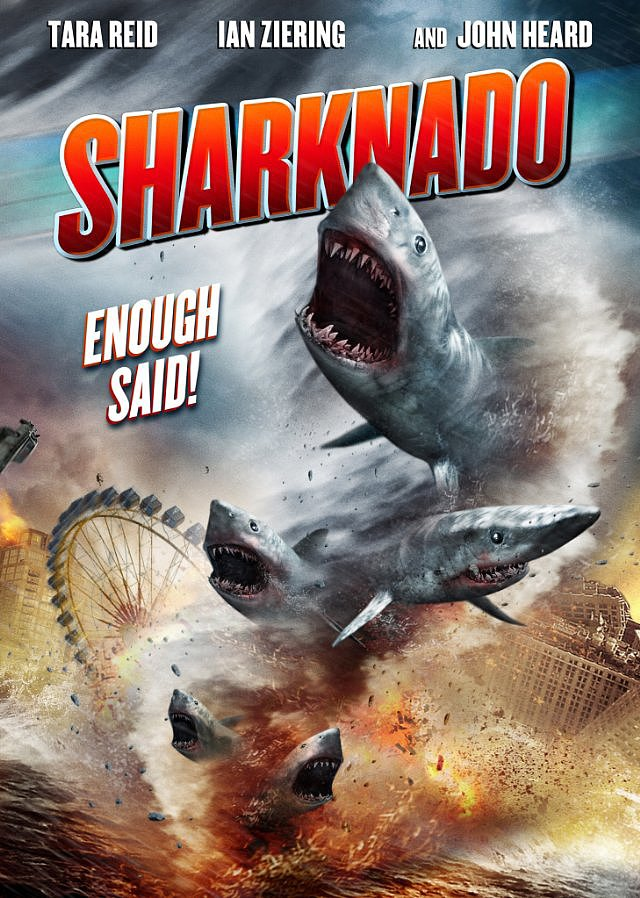 Most Surprising Summer Hit: Sharknado