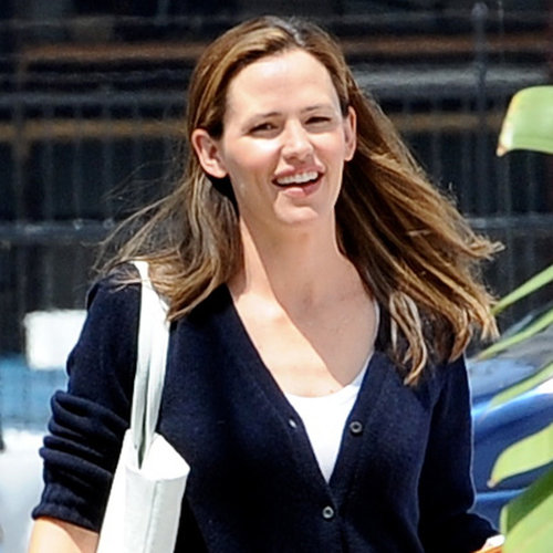Jennifer Garner on the Set of Imagine | Pictures