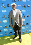 LL Cool J hit the yellow carpet for the Do Something Awards.