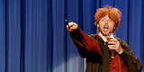 Drunk Ron Weasley Sings Happy Birthday to Harry Potter
