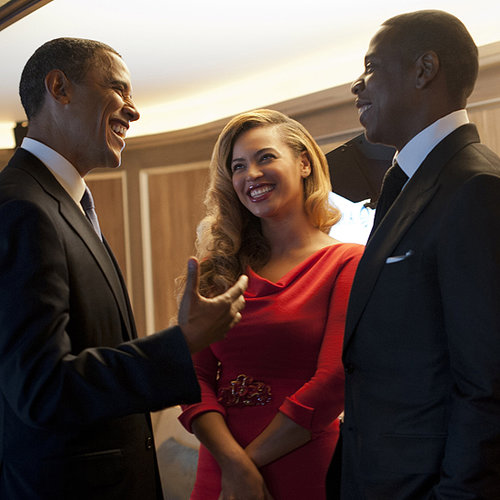 Barack Obama With Celebrities | Pictures