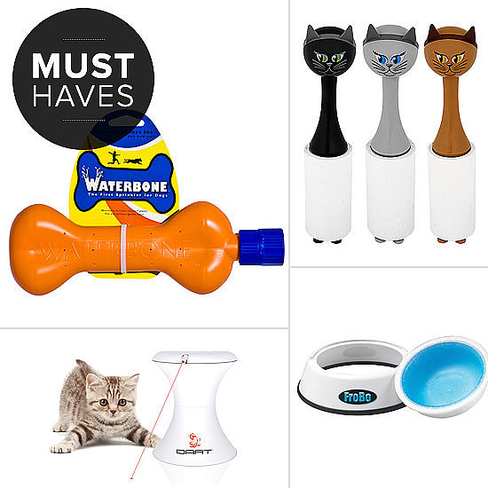 Temps are still soaring, which means keeping your pet nice and cool is essential. POPSUGAR Pets has some of the best products for keeping your pet cool during the end of Summer. They even found a few solutions for helping out around your pet-friendly home, too!