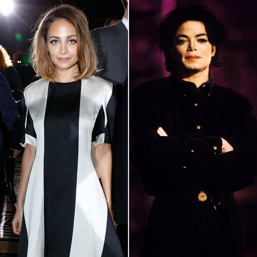 After Nicole Richie was adopted by her superstar dad, Lionel, he named his longtime friend and collaborator Michael Jackson as her godfather. The late singer is just one