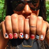 Hannah Bronfman Shares Her Epic Manicure on Instagram and More!