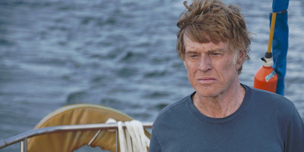 All Is Lost Trailer: Robert Redford Is Stranded at Sea