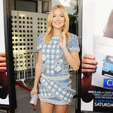 Kate Hudson Denim Dress | Video