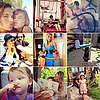 Celebrity Moms' Instagram Pictures Week of July 28, 2013