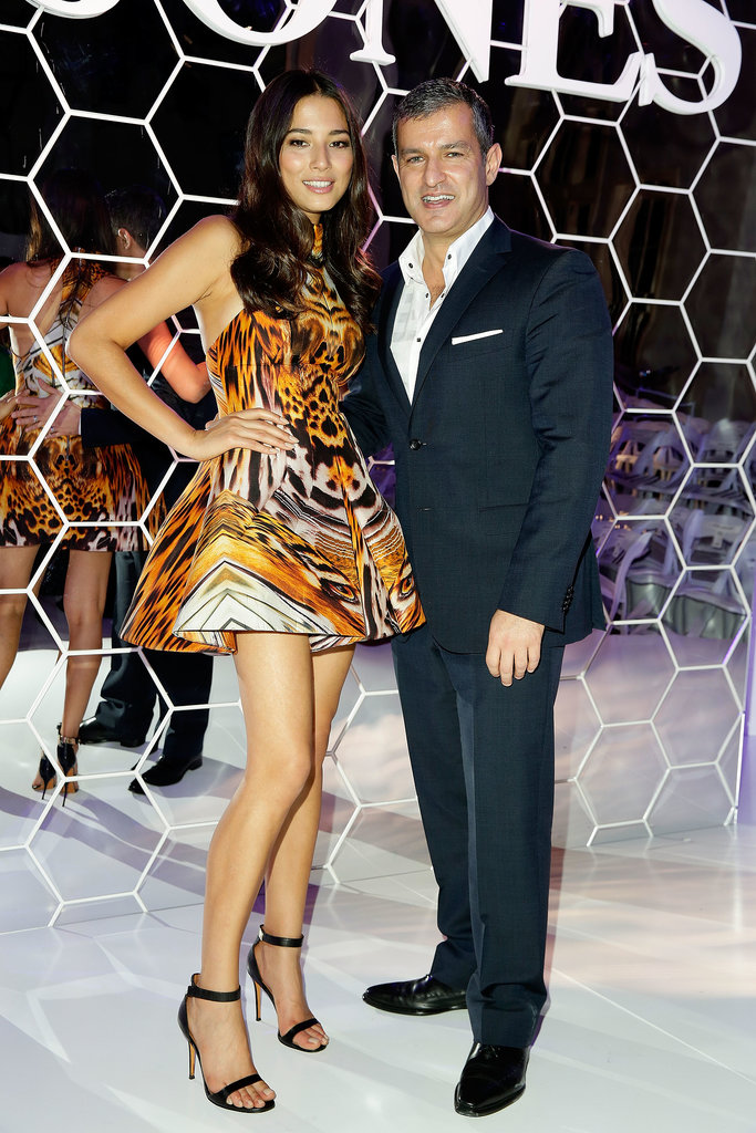 Jessica Gomes and Paul Zahra