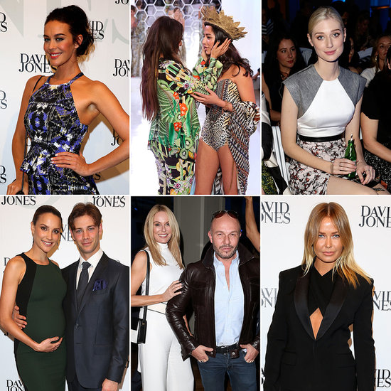 See All the Stars at the David Jones Spring/Summer 2013 Collection Launch