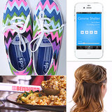 DIY Zigzag Shoes, Delicious Fried Rice, and Beautiful Braids: The Best of POPSUGARTV This Week