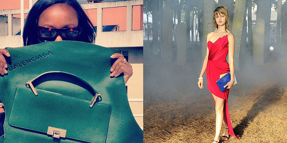 Insta Glam: The Week's Best Instagrams From Our Favorite Fashion Insiders