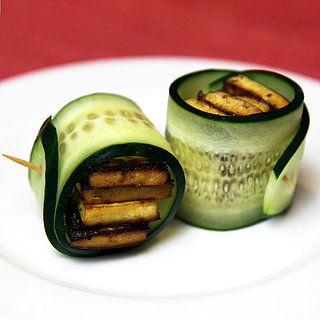 Cucumber Tofu Rolls Recipe