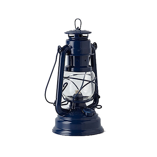Glass Globe Oil Lantern