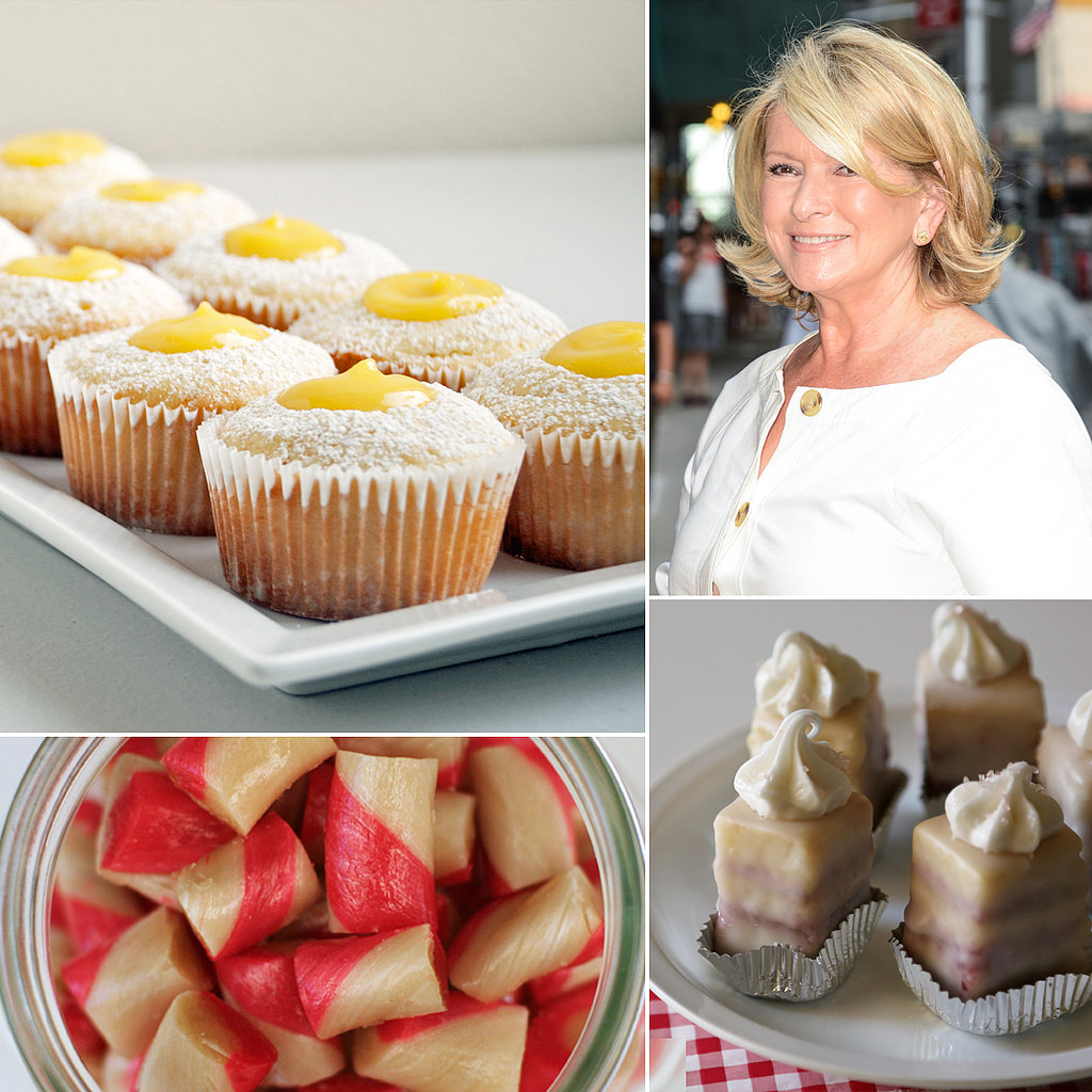Our Favorite Martha Stewart Recipes