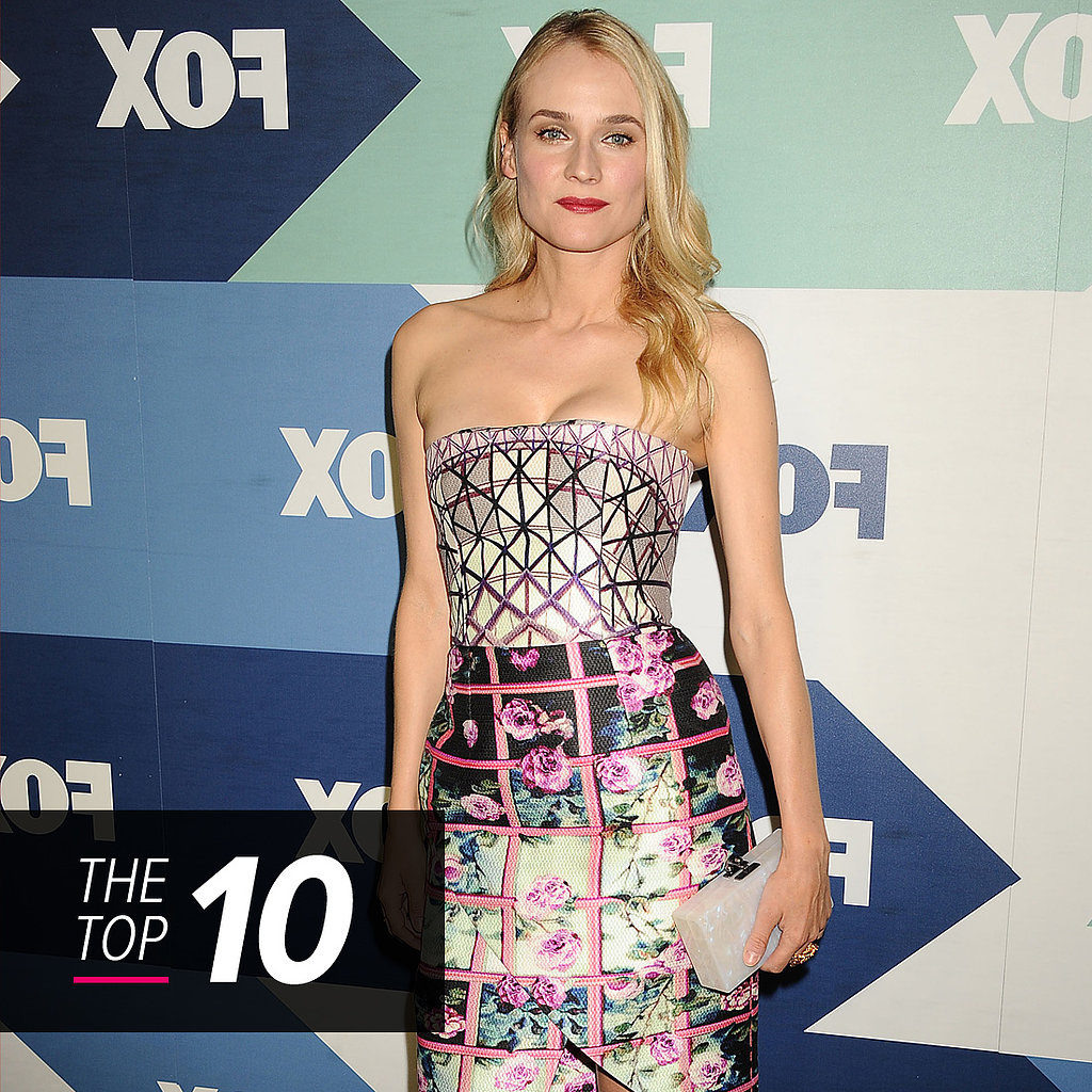 Diane Kruger Pulls Rank in This Week's Top 10