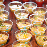 Melon and Crab Gazpacho