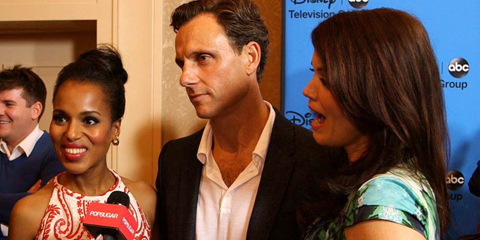 "Kerry Washington Says Her Wedding and Emmy Nom Have Made For a ""Pretty Thrilling"" Summer"