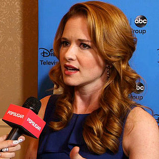 Sarah Drew 2013 Summer TCA Grey's Anatomy Interview (Video)