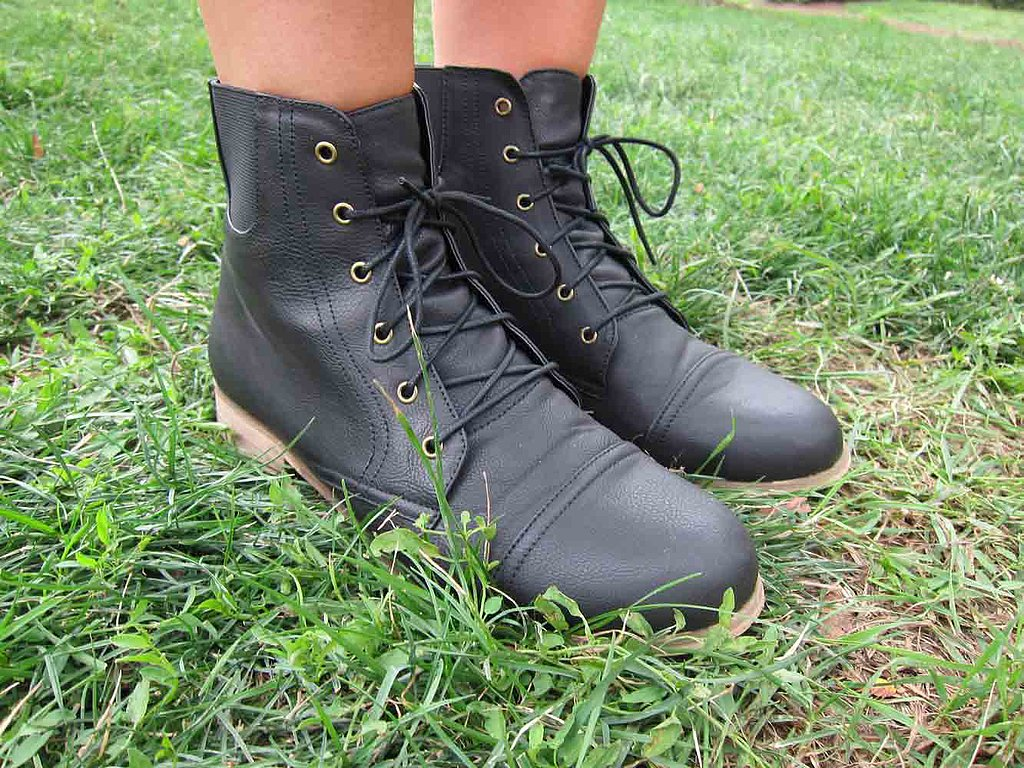 The soft leather of these Urban Outfitters boots made a full day of on-your-feet concert-going possible.