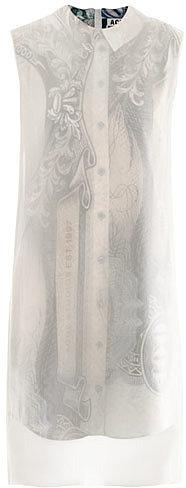 Acne Piece bills overlay dress