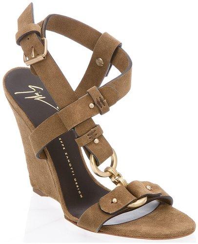 Giuseppe Zanotti Design Wedge sandal