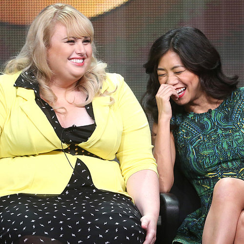 Rebel Wilson Interview For Super Fun Night