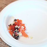 Deconstructed Lox Bagel