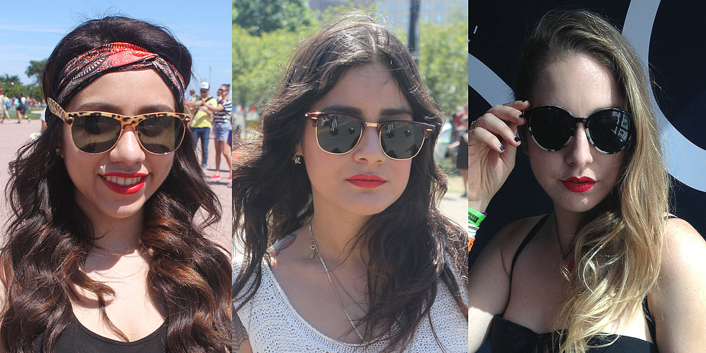 Lolla Loves Beauty: See Our Festival Street Style From Lollapalooza