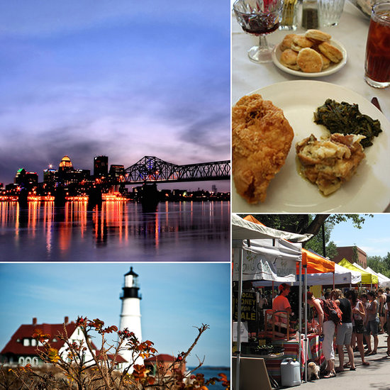 8 Unexpected Foodie Towns in the US