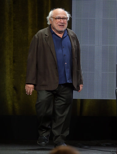 Danny DeVito came out to talk about the future of It's Always Sunny in Philadelphia.