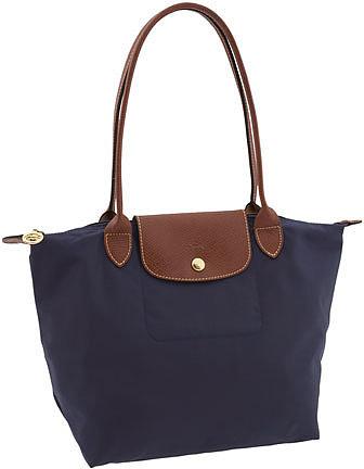 Longchamp 'Le Pliage - Small' Shoulder Bag New Navy
