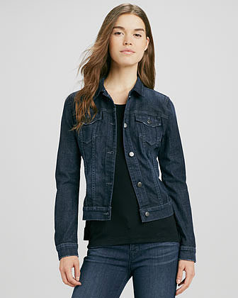 J Brand Jeans Sigrid Denim Jacket