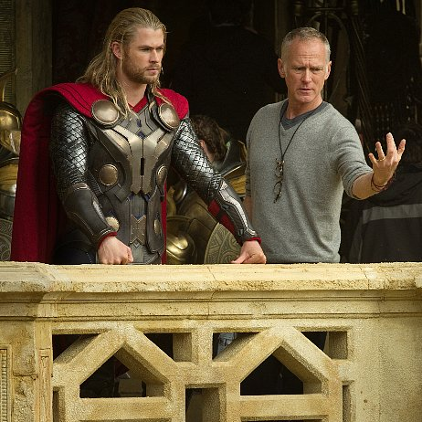 Chris Hemsworth Set Visit Interview For Thor The Dark World