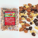 Nuts About Raspberries & Chocolate Trek Mix