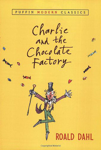 Age 8: Charlie and the Chocolate Factory