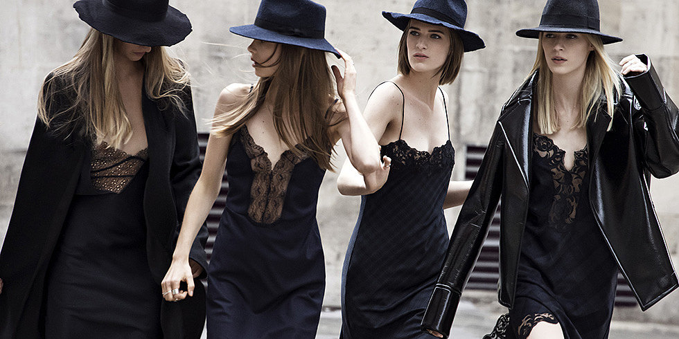 Girls About Town: Zara's Fall 2013 Campaign