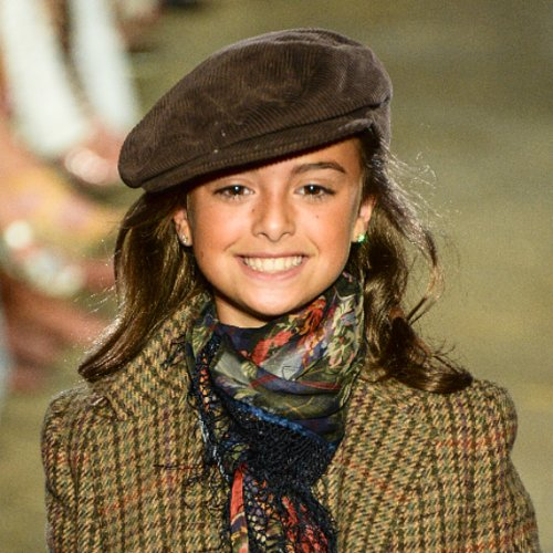 Ralph Lauren Girls Fall 2013