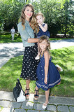 Jessica Alba With Daughters Haven and Honor