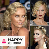 See Birthday-Girl Charlize Theron's Top Beauty Looks