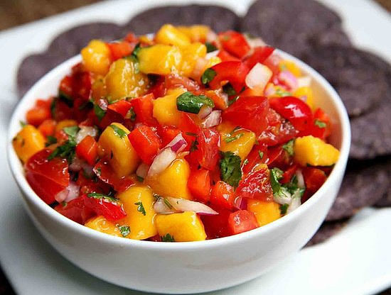 Mango-Red Pepper Salsa