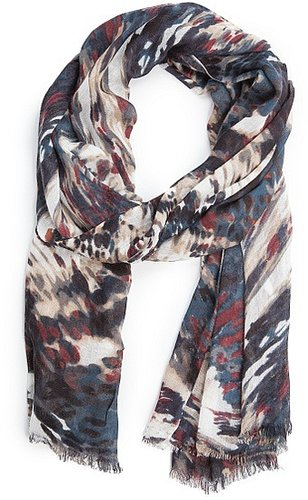 TOUCH - Painting print foulard