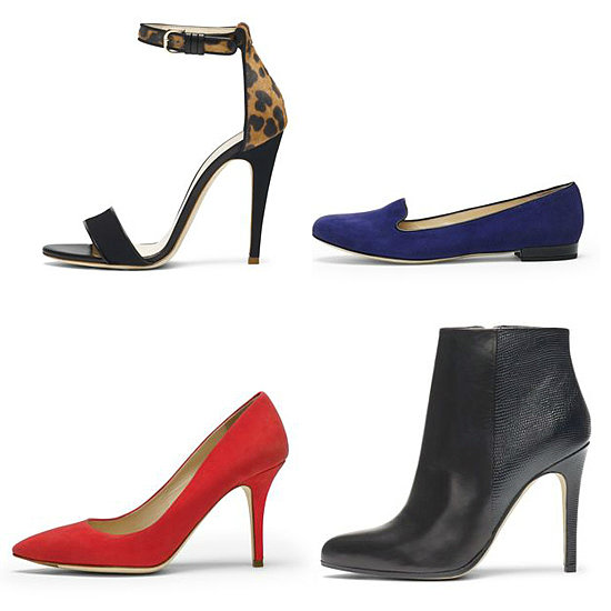 Shop Club Monaco's First-Ever Shoe Collection!