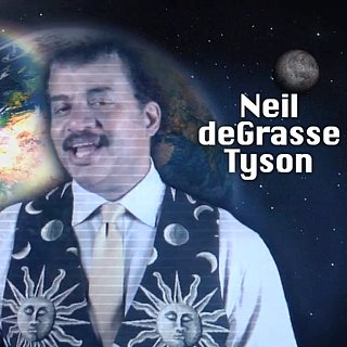 Neil deGrasse Tyson on YouTube Geek Week